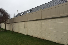 upvc privacy fence3