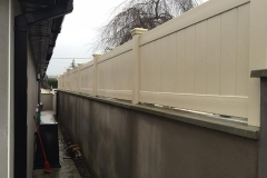 upvc privacy fence4