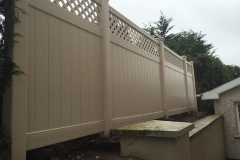 upvc privacy fence5