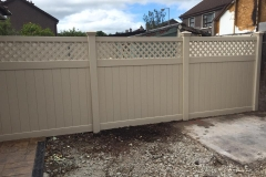 upvc privacy fence6