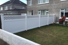upvc privacy fence8